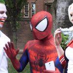 Örümcek Adam, Harley Quinn ve Saçmor Maceraları
