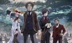 Sherlock'un Yardımcısı Watson ve Steampunk Zombileri : Shisha no Teikoku Animesi