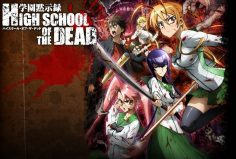 Bir Zombi Vahşeti : Highschool of the Dead Anime İncelemesi