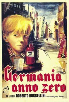 Germania, Anno Zero Almanya, Sıfır Yılı