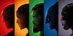 Justice League Filmin Kahramanlarının Posterleri Yayınlandı! Peki Ya Süperman?