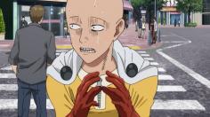 One Punch Man Anime Analizi