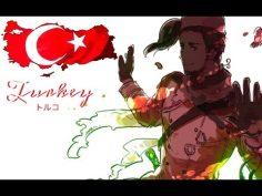 Asın Bayrakları! Karşınızda Türk Temalı Animeler