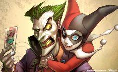Suicide Squad'ın Gözde Çılgınları Joker ve Harley Quinn