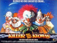 Dikkat Uzaylı Palyaçolar Geliyor ! Killer Klowns from Outer Space Filmi İncelemesi