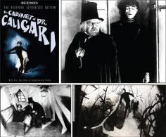 Das Cabinet Des Dr. Caligari (Dr. Caligari'nin Muayenehanesi) Filmi ve Dışavurumcu Alman Sineması Akımının İncelenmesi