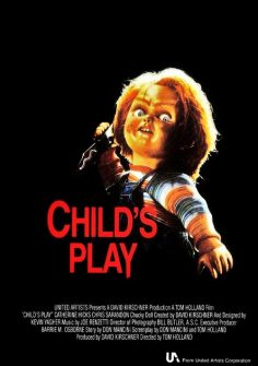 CHILD'S PLAY / ÇOCUK OYUNU (1988) Film Analizi