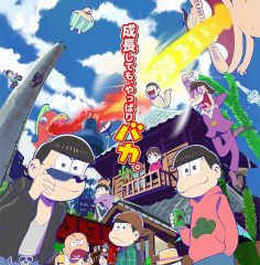 """""""Doğum Günü Hediyesi Dediğin Böyle Olur!"""" Osomatsu-san Anime İncelemesi"""